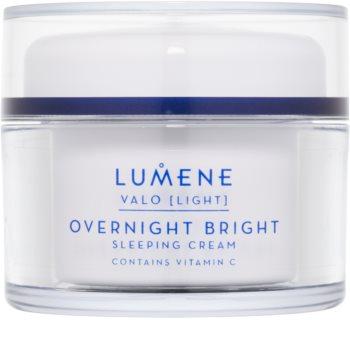Lumene Valo [Light] Illuminating Night Cream With Vitamine C